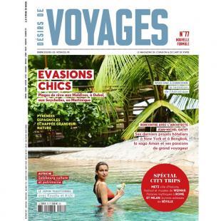 Désirs de Voyages n°77